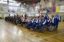 I-ый Международный турнир по баскетболу на колясках 17-18.11.2012
